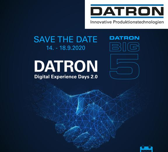 Das waren die DATRON Digital Experience Days 2.0